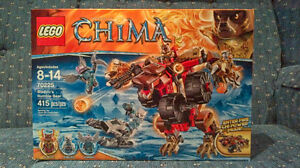Lego Chima Lot - 2 Different Sets Cambridge Kitchener Area image 2