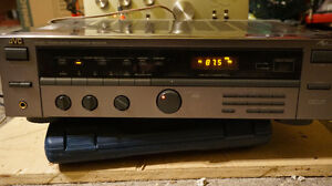 JVC DIGITAL RECEIVER RX-207 w/ PHILIPS DISK PLAYER