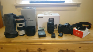 Canon EOS 70D and More