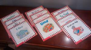 Scholastic Phonics Readers.
