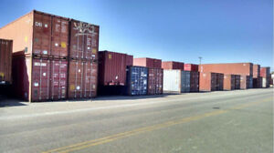 20ft, 40ft, 45ft 53ft storage container available at good offer