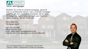 Mortgage agent services available
