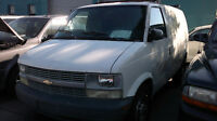 2003 Chevrolet Astro Fourgon, 6 Cyl., Air Climatise, Prix 1,595$ City of Montréal Greater Montréal Preview