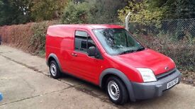 Ford Transit Connect Red 1800 55 plate. 149,000 miles. mot 31rd March. Diesel