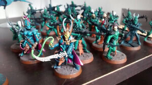 Warhammer 40k Dark Eldar and Blood Angels need a home