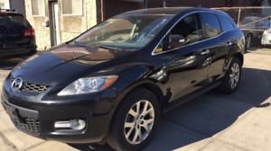 2009 Mazda CX-7 Equipped with  DVD & Sunroof
