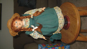 Anne of Green Gables doll Windsor Region Ontario image 1