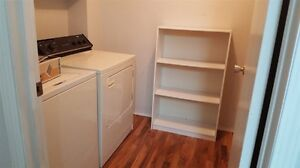 AVAILABLE NOW!!!  IN-SUITE LAUNDRY = 1 BEDROOM