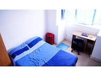 Double room: £140pw for 1 person only (ALL BILLS INCLUDED)