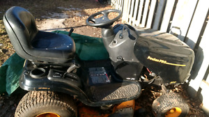 Trade tractor for boat , trailer,motor.or 12 foot trailer .