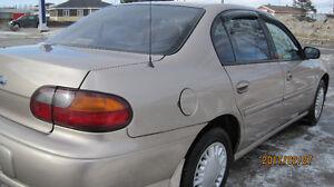 2000 Chevrolet Malibu , Berline