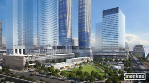 TORONTO DOWNTOWN - PRE CONSTRUCTION CONDOS FOR SALE  FROM $400's