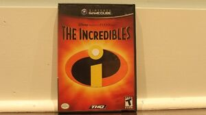 The Incredibles (2004, GameCube)