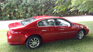 2010 Buick lucerne XCL