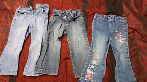 Jeans 2T/24 months