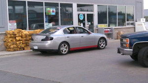 Infiniti g35 lots of work done need to sell asap