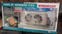 Window Fan Windmere at the Meetinghouse!
