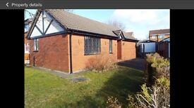 2 bed detached bungalow - Daisyfield, Blackburn