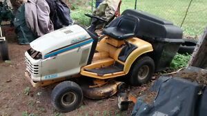 Cub Cadet 12 hp riding mower