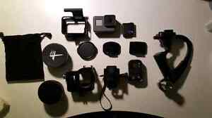 Ultimate GoPro Hero 5 package with warranty