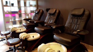 Quality spa pedicure chairs