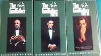 25th anniversay Godfather Trilogy Limited Autographed edition