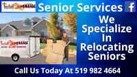 We are Seniors helping Seniors! Let us help you!