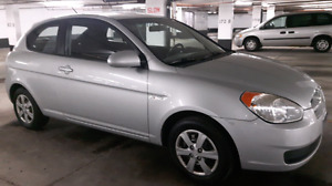 VERY NICE 2009 HYUNDAI ACCENT AUTO 4 CYL HATCHBACK ONLY  $1900!!