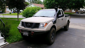 2006 Nissan Frontier low kms
