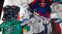 Mixed lot of boys clothes 3 to 6 months