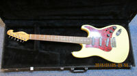 """BILL LAWRENCE SWAMP KASTER """"S"""" ELECTRIC STRAT STYLE"""