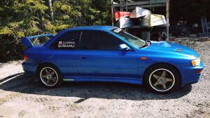 1999 Subaru Impreza Coupe (2 door)