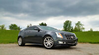 2011 Cadillac CTS Coupe AWD Premium Collection