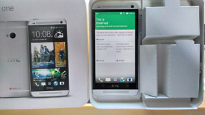 Htc One unlcoked 150.00