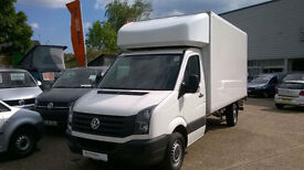 Volkswagen Crafter 2.0TDi ( 136PS ) CR35 LWB Chassis Cab