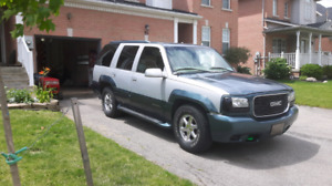 99 YUKON DENALI...AS IS! $2000 bucks!!
