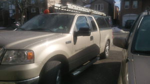 2009 Ford F150.