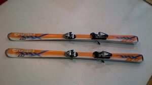 Downhill skis and bindings  147 cm Head XRC Excellent condition Kitchener / Waterloo Kitchener Area image 1