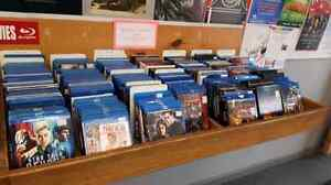 1000's of Blu-Rays+DVDs+CDS☆Buy 3 -get 1 Free!  551 Richmond St. London Ontario image 8