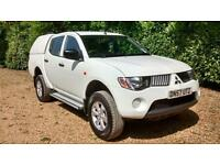 2007 Mitsubishi L200 2.5 DI-D 4WD 4LIFE No VAT Great Example
