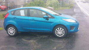 2012 Ford Fiesta only 60000km