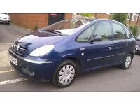 Citroen Xsara Picasso 1.6HDi 110hp 2004MY Exclusive