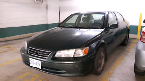 Reliable 2000 Camry