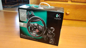 PS3/PC Logitech Driving Force GT