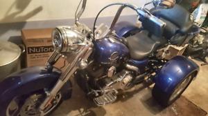 Harley Davidson Custom Trike