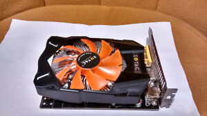 GTX 750ti video card