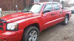 2007 Dodge Dakota Sport
