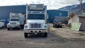 2000-fl80 freightliner truck