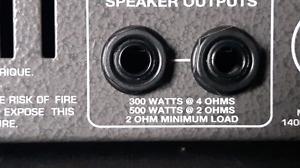 Ampeg DR500