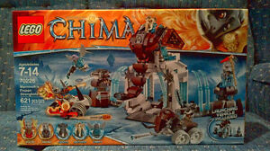 Lego Chima Lot - 2 Different Sets Cambridge Kitchener Area image 3